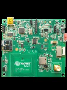 SIL042_AVS_mbed_Sensor_Node_Board
