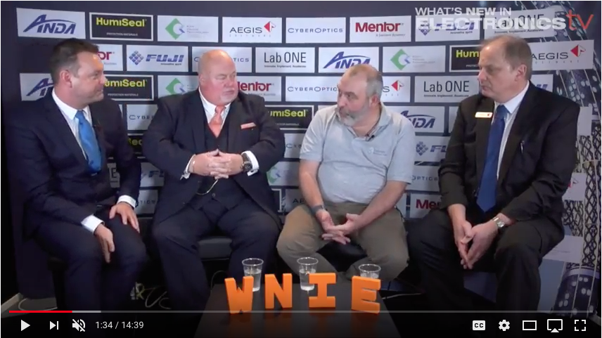 wnie tv roundtable at wnie live 2017